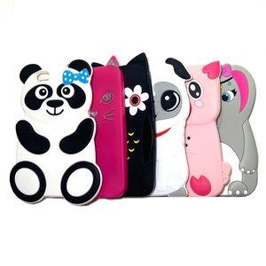 ❗️DONATING - Animal Phone Case Bundle